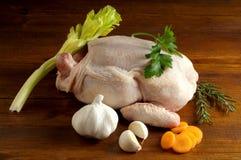 συστατικά κοτόπουλου &alp Στοκ φωτογραφία με δικαίωμα ελεύθερης χρήσης