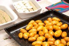 Συστατικά τροφίμων για ένα καλό και υγιές γεύμα Στοκ φωτογραφία με δικαίωμα ελεύθερης χρήσης