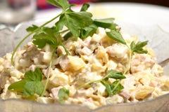 Συστατικά τροφίμων για ένα καλό και υγιές γεύμα Στοκ φωτογραφίες με δικαίωμα ελεύθερης χρήσης