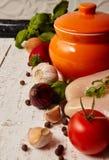 Συστατικό για τη σούπα στοκ φωτογραφίες με δικαίωμα ελεύθερης χρήσης