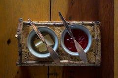 Συστατικό για το σάντουιτς Στοκ Φωτογραφίες