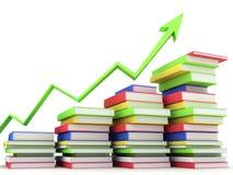 Συσχετισμοί και λογοτεχνία βιβλίων ελεύθερη απεικόνιση δικαιώματος