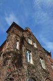 συχνασμένο σπίτι Στοκ φωτογραφίες με δικαίωμα ελεύθερης χρήσης