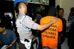 Συλλήφθείτε αστυνομία διακινητής ναρκωτικών Στοκ φωτογραφίες με δικαίωμα ελεύθερης χρήσης