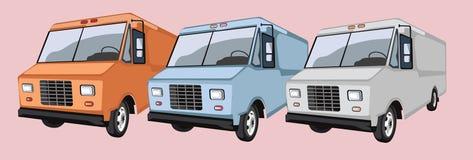 Συλλογές παράδοσης αυτοκινήτων Απεικόνιση αποθεμάτων