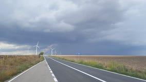 Συλλογή θύελλας Στοκ Εικόνες