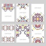 Συλλογή καρτών στοκ φωτογραφία