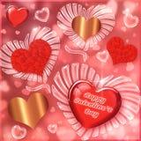 Συλλογή καρδιών Στοκ εικόνες με δικαίωμα ελεύθερης χρήσης