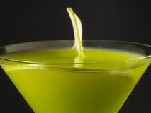 Συλλογή κοκτέιλ - Apple Martini Στοκ Εικόνες