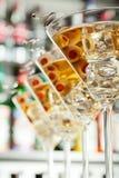 Συλλογή κοκτέιλ - Martini Στοκ εικόνες με δικαίωμα ελεύθερης χρήσης