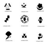 Συλλογή λογότυπων Στοκ εικόνα με δικαίωμα ελεύθερης χρήσης