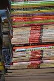Συλλογή περιοδικών Abitare Στοκ φωτογραφία με δικαίωμα ελεύθερης χρήσης