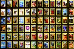 Συλλογή των περιοδικών του National Geographic Στοκ εικόνες με δικαίωμα ελεύθερης χρήσης