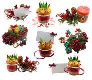 συλλογή Χριστουγέννων 2 Στοκ φωτογραφία με δικαίωμα ελεύθερης χρήσης