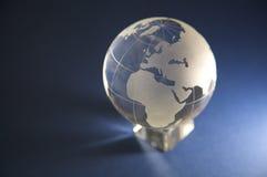 σφαίρα γυαλιού Στοκ εικόνες με δικαίωμα ελεύθερης χρήσης