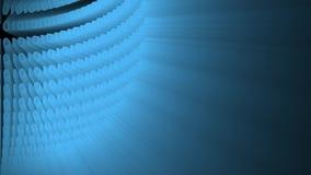 Σφαίρα δυαδικού κώδικα απόθεμα βίντεο