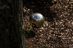 Σφαίρα καθρεφτών Στοκ Φωτογραφίες