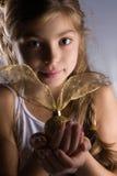 σφαίρα κοριτσιών Χριστου Στοκ Φωτογραφίες