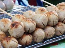 Σφαίρα κρέατος Στοκ Εικόνες