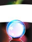 Σφαίρα κρυστάλλου απεικόνιση αποθεμάτων