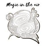 σφαίρα μαγική Στοκ εικόνες με δικαίωμα ελεύθερης χρήσης