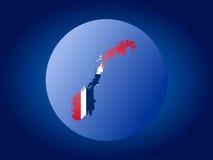 σφαίρα Νορβηγία ελεύθερη απεικόνιση δικαιώματος