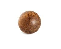 σφαίρα ξύλινη Στοκ φωτογραφία με δικαίωμα ελεύθερης χρήσης