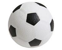 Σφαίρα ποδοσφαίρου παιχνιδιών Στοκ Εικόνα