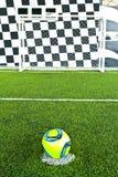 Σφαίρα ποδοσφαίρου Στοκ εικόνα με δικαίωμα ελεύθερης χρήσης