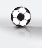 Σφαίρα ποδοσφαίρου Διανυσματική απεικόνιση
