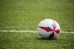 Σφαίρα ράγκμπι από Mitre στοκ εικόνα με δικαίωμα ελεύθερης χρήσης