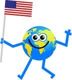 σφαίρα σημαιών διανυσματική απεικόνιση