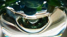 Σφαίρα του νερού στοκ φωτογραφία