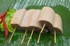 Σφαίρα χοιρινού κρέατος, Ταϊλάνδη Στοκ φωτογραφία με δικαίωμα ελεύθερης χρήσης