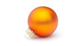 Σφαίρα Χριστουγέννων στοκ εικόνες με δικαίωμα ελεύθερης χρήσης