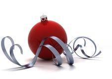 σφαίρα Χριστουγέννων Στοκ φωτογραφία με δικαίωμα ελεύθερης χρήσης