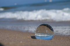 σφαίρα cystal Στοκ εικόνα με δικαίωμα ελεύθερης χρήσης