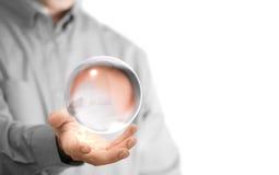 σφαίρα cystal διανυσματική απεικόνιση