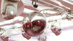 Σφαίρα Disco στο συμπόσιο φιλμ μικρού μήκους