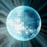 Σφαίρα Disco Στοκ Εικόνα