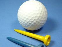 Σφαίρες ενός γκολφ Στοκ Εικόνες