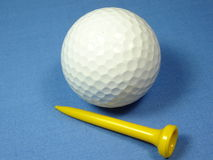 Σφαίρες ενός γκολφ Στοκ φωτογραφίες με δικαίωμα ελεύθερης χρήσης
