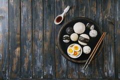 Σφαίρες και αυγά ρυζιού Στοκ Εικόνα
