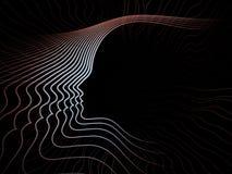 Σφαίρες της γεωμετρίας ψυχής απεικόνιση αποθεμάτων