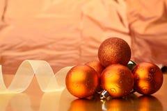 Σφαίρες Χριστουγέννων Στοκ φωτογραφία με δικαίωμα ελεύθερης χρήσης