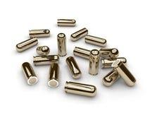 σφαίρες χρυσές απεικόνιση αποθεμάτων
