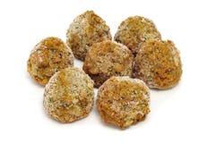 σφαίρες falafel παγωμένες στοκ εικόνα