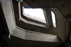 σφαγείο κτηρίων Στοκ φωτογραφία με δικαίωμα ελεύθερης χρήσης