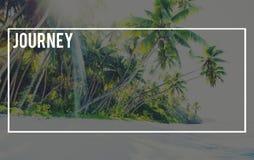 Σφαιρική έννοια ταξιδιών οικολογίας φύσης ταξιδιών Στοκ φωτογραφία με δικαίωμα ελεύθερης χρήσης