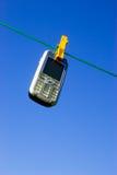 σφαιρικό ραδιόφωνο σύνδε&sigm Στοκ φωτογραφία με δικαίωμα ελεύθερης χρήσης